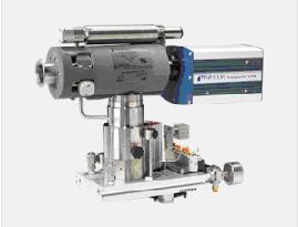 四重極型質量ガス分析計 . Transpector CPM